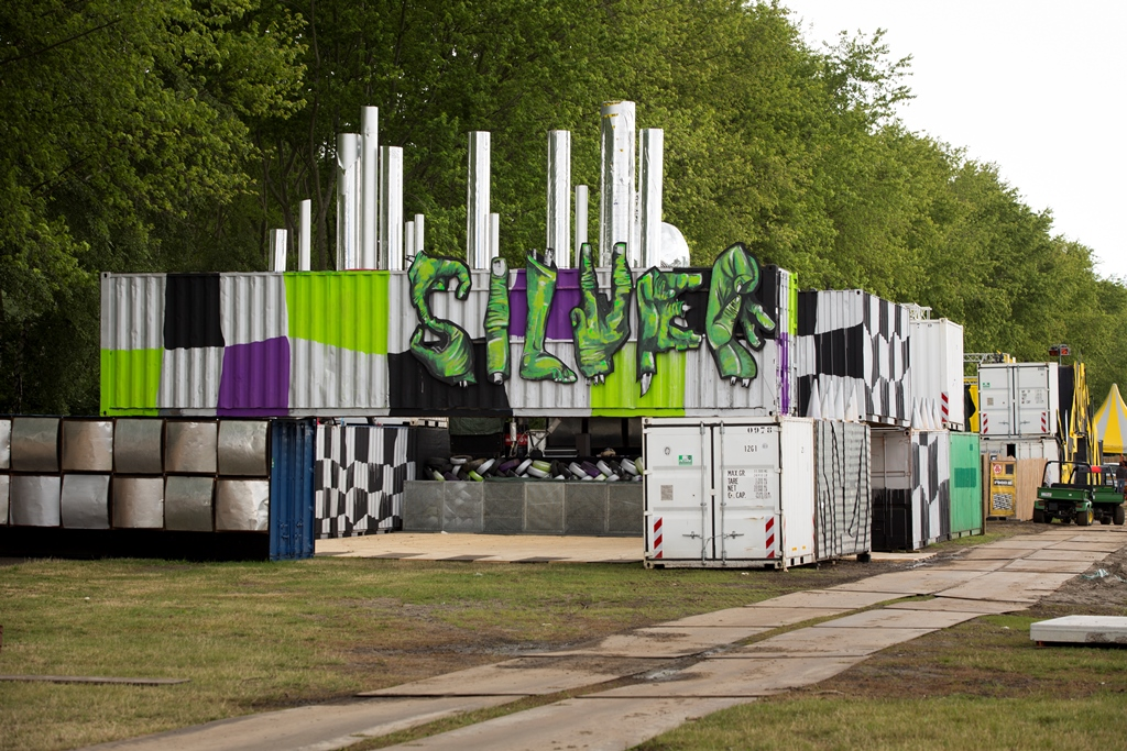 Container Evenement